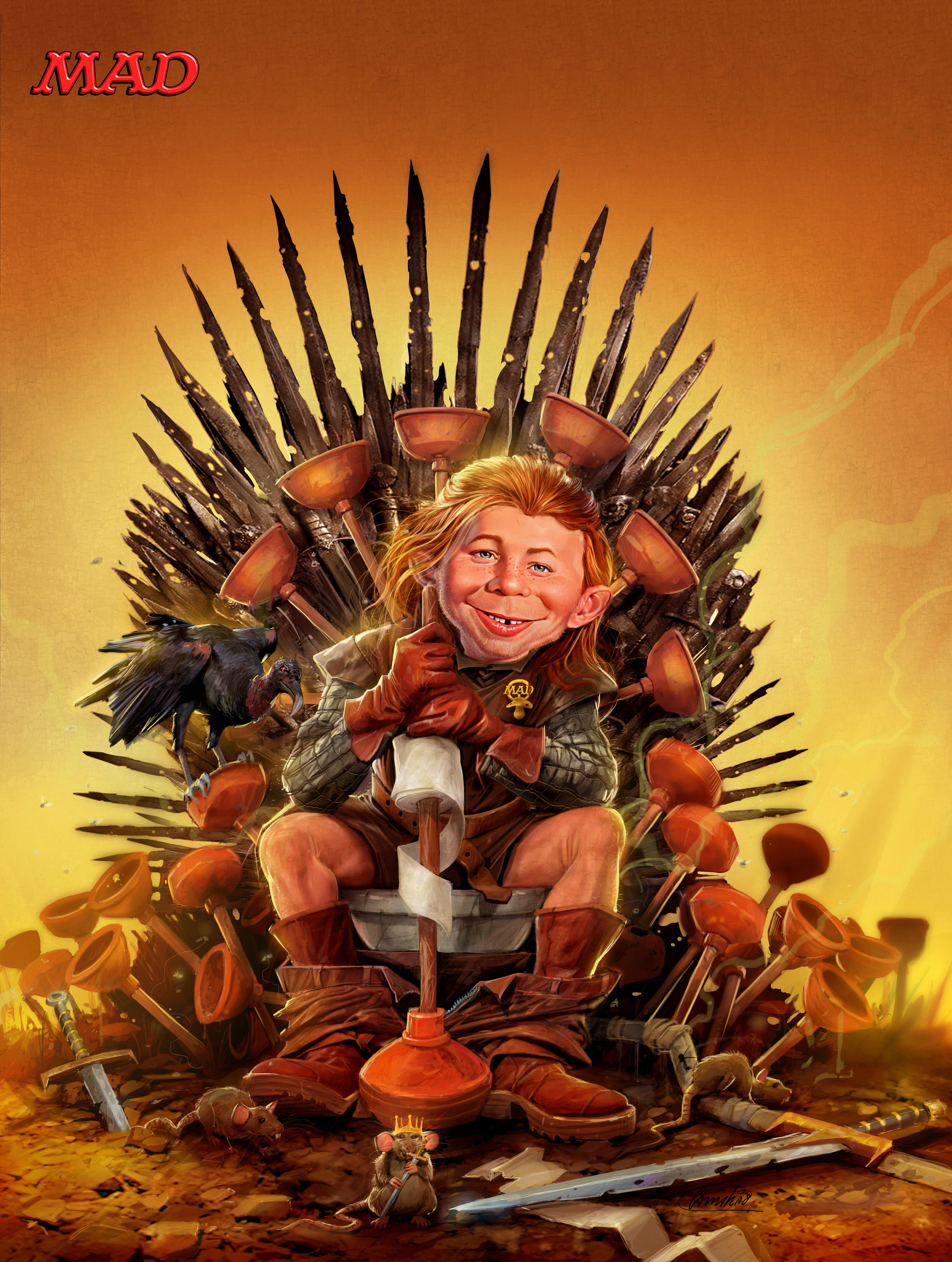 Camaleao camaleao game of thrones final