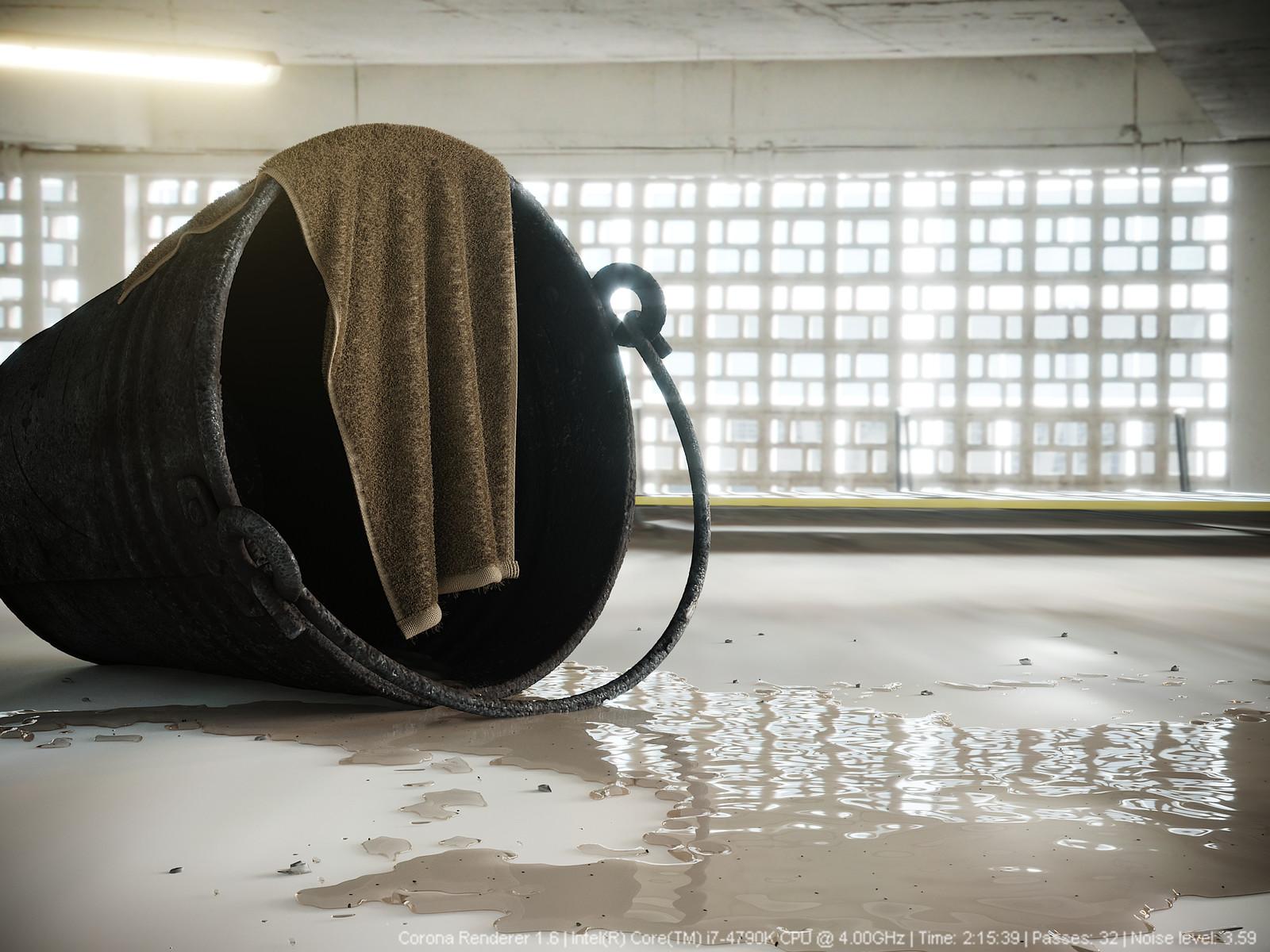 Spill - Still life