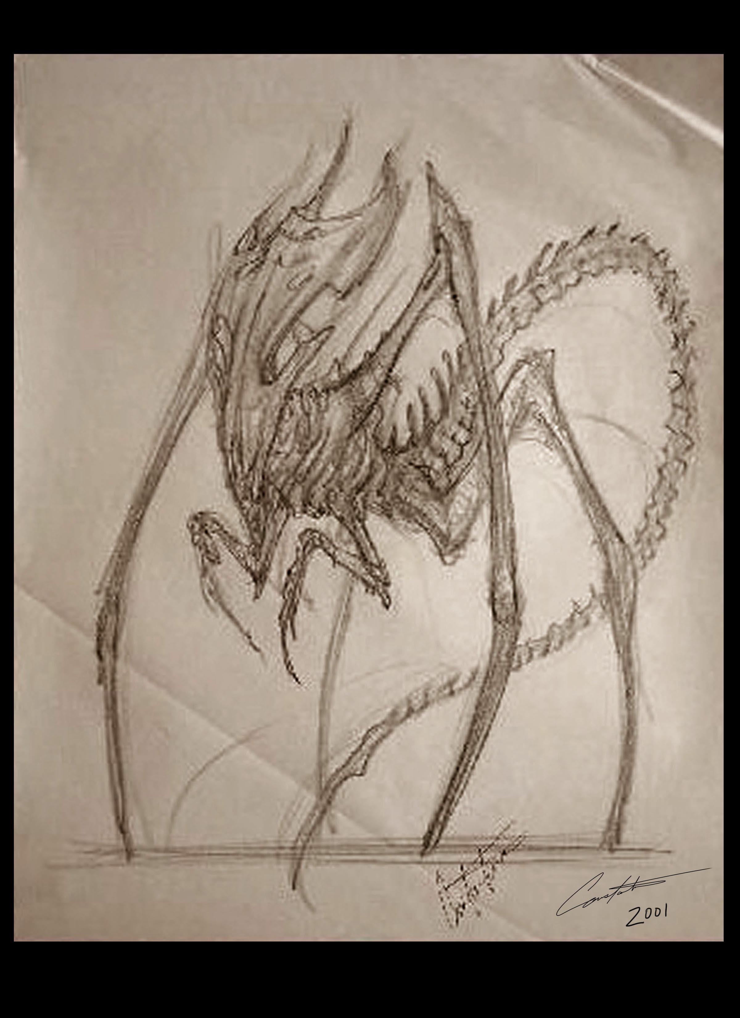 Alien Queen design 03