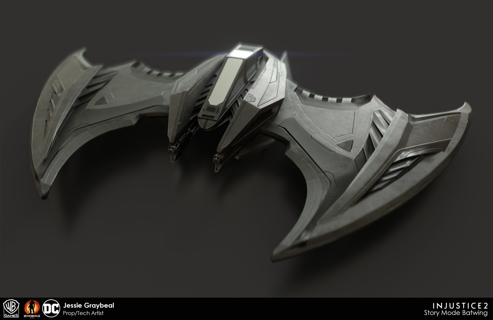 Batwing Exterior
