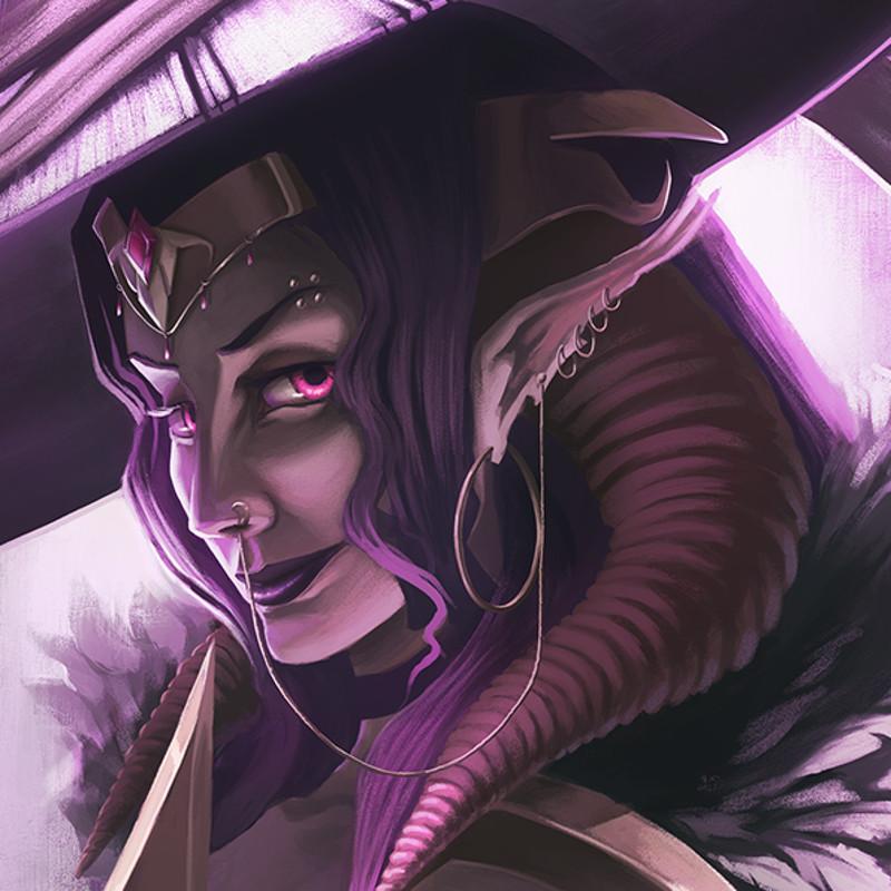 Alisha, the Wandering Queen