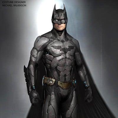 Constantine sekeris as bvs batman