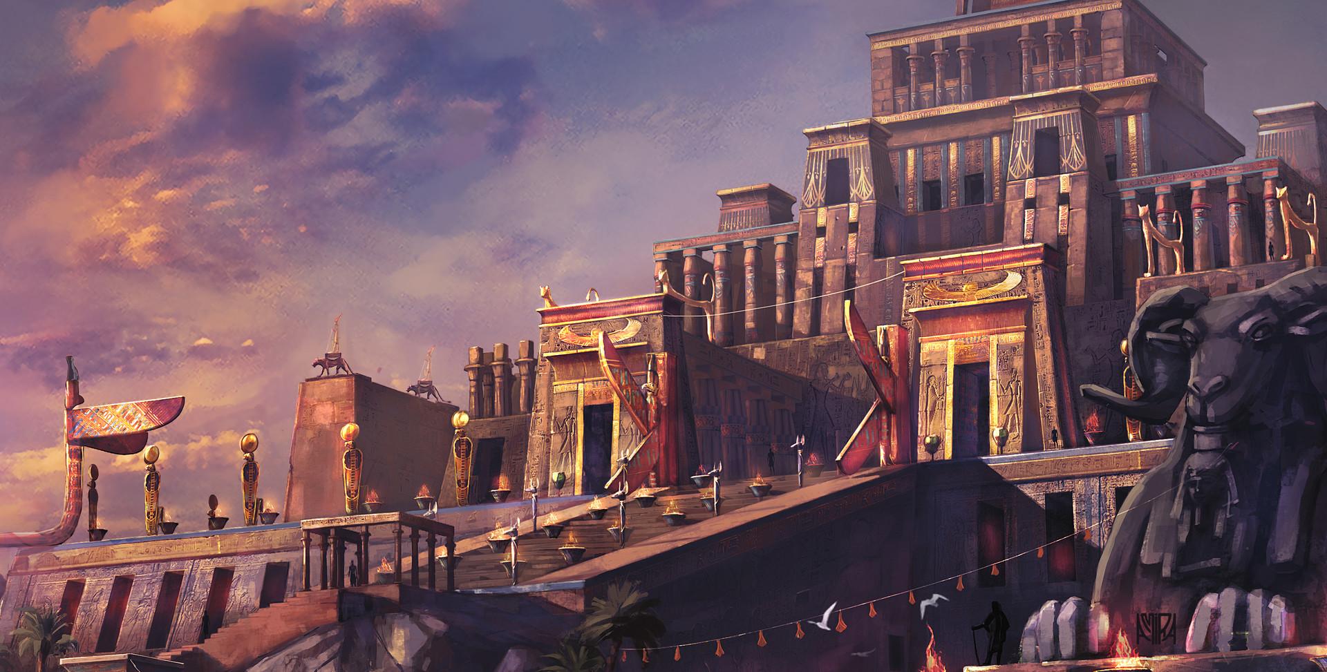 Amira hennes ancient civilization newcam final 05