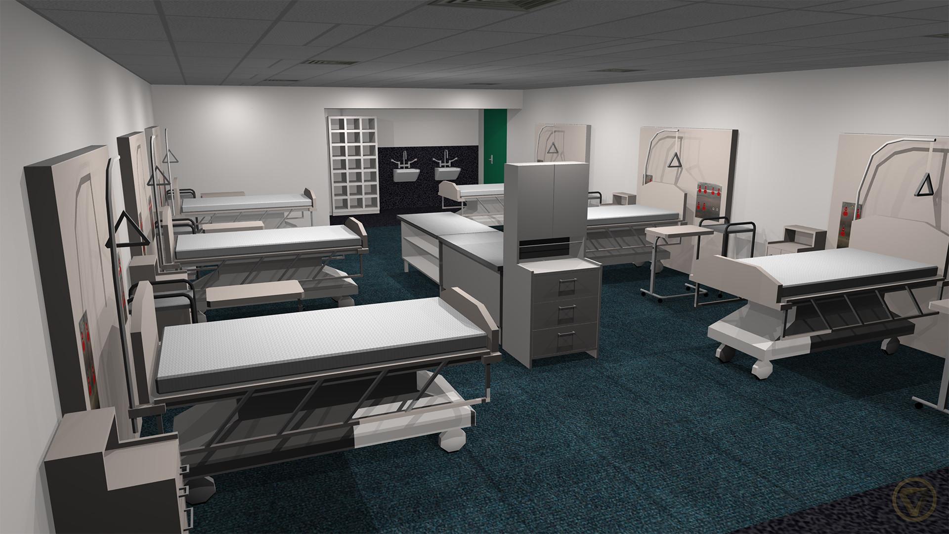 Caine lanigan nursing room 1