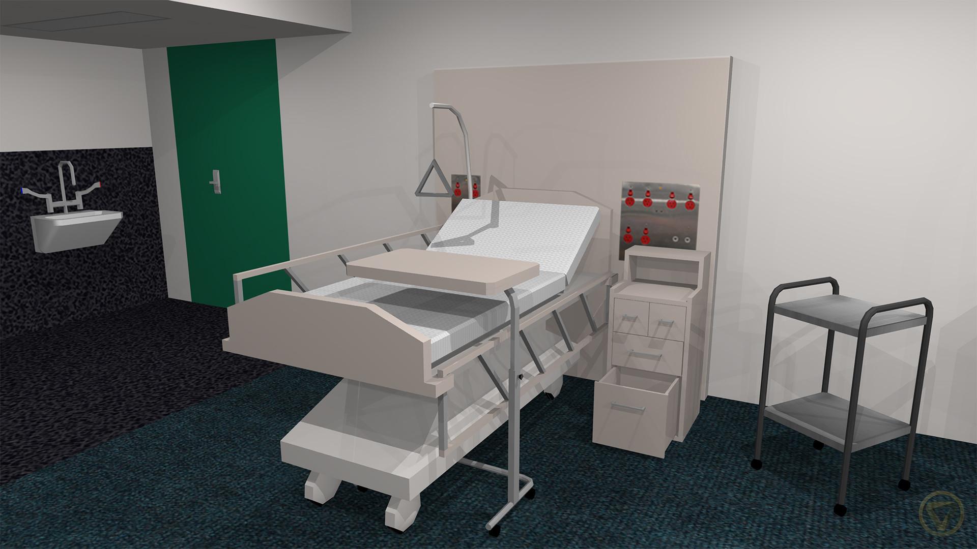 Caine lanigan nursing room 2