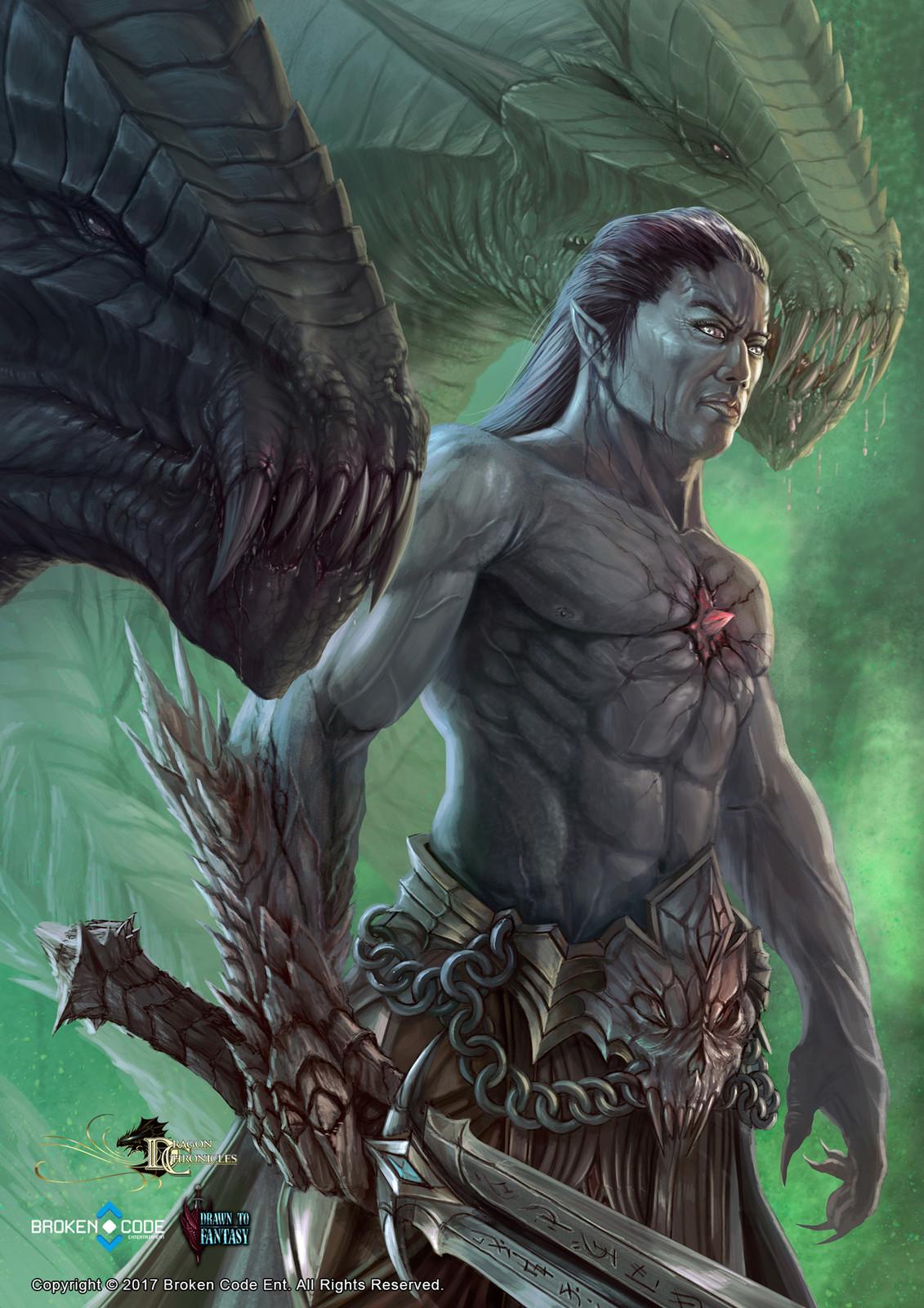 Drahkarn The Enslaver