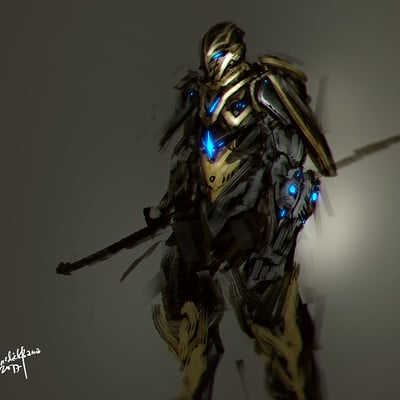 Benedick bana day of the fallen colors