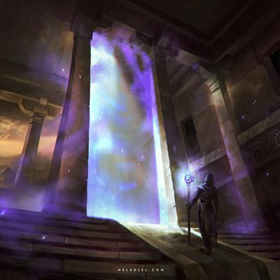 Nele diel magical gate