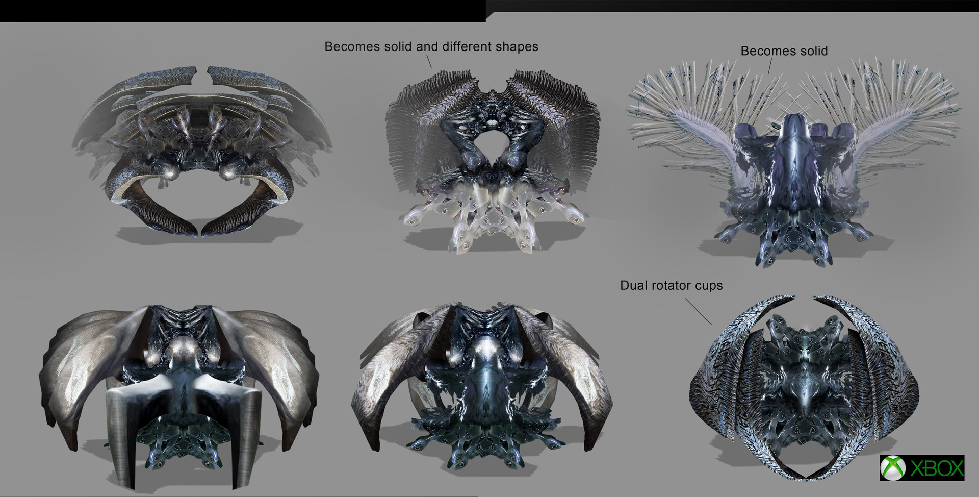 Insect nano tech for a unreleased GAME