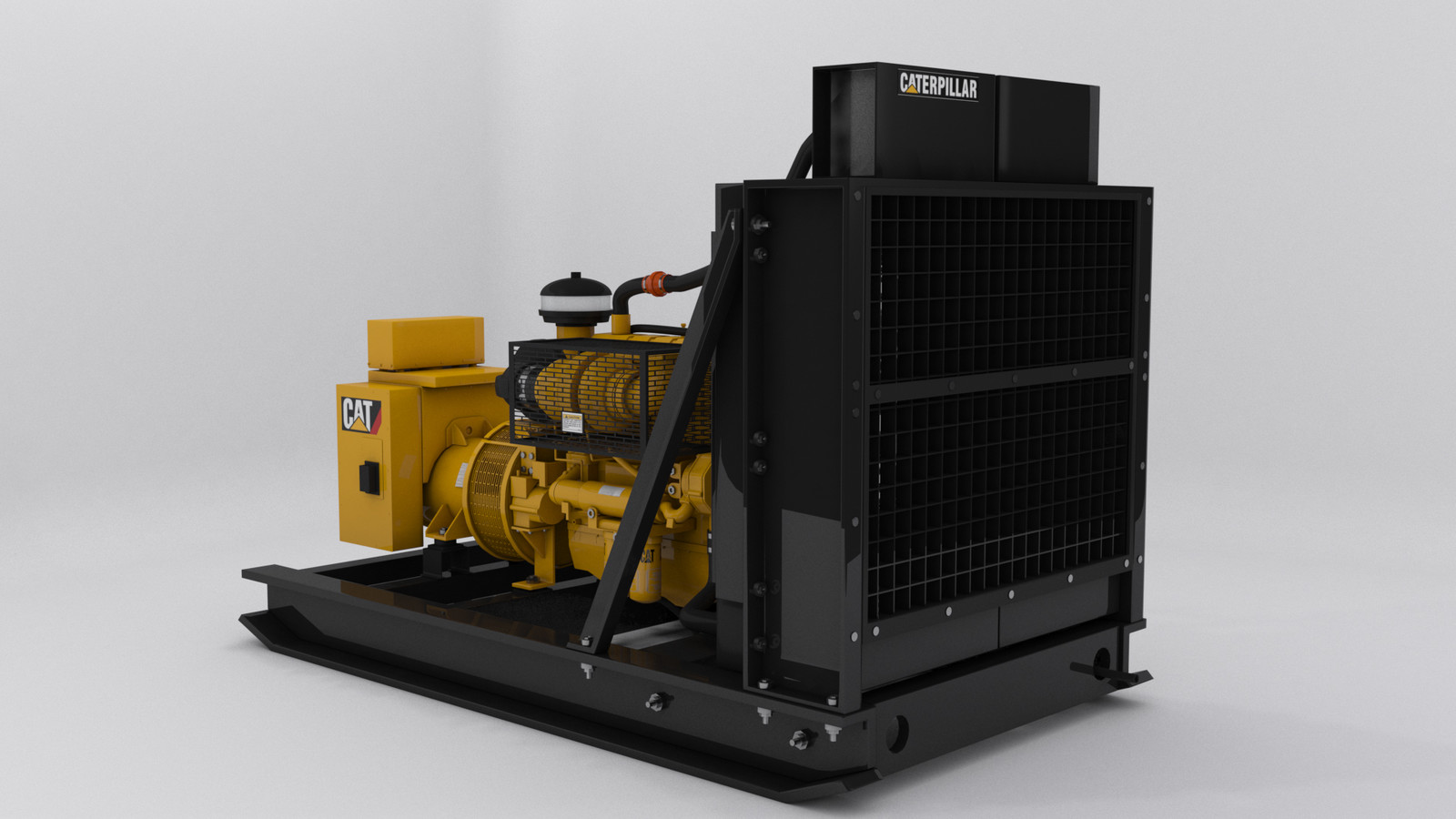CAT Diesel Generator