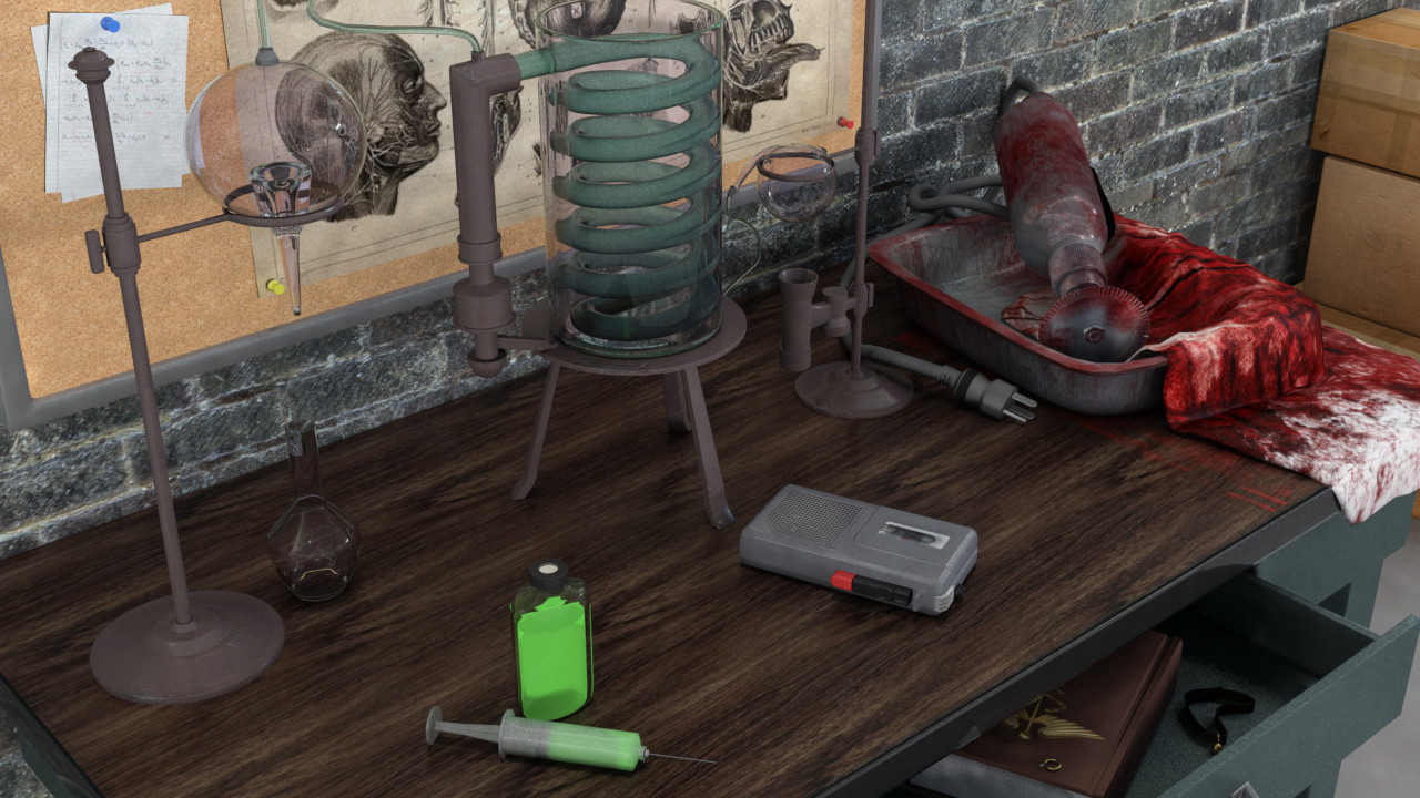 Reanimator Micro Environment