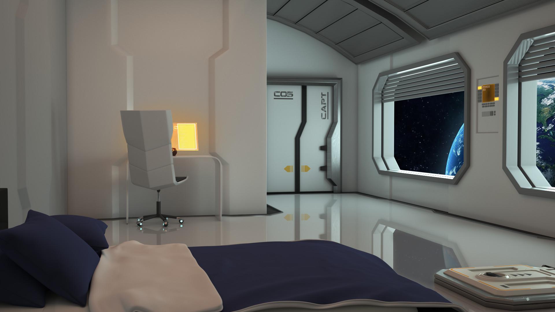 Living Room Concept Art