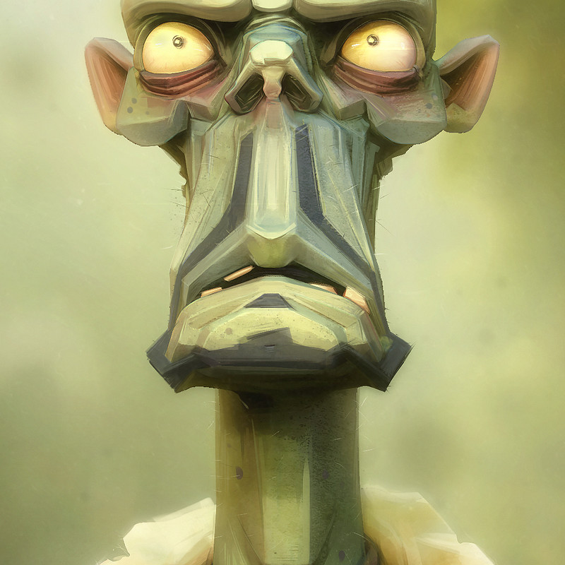 Meet Zombie L. Jackson, :p