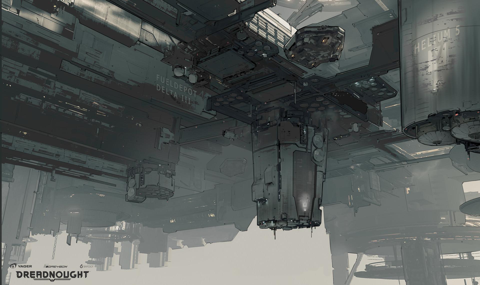 Yuriy mazurkin yuriy mazurkin environment dreadnought 2 a
