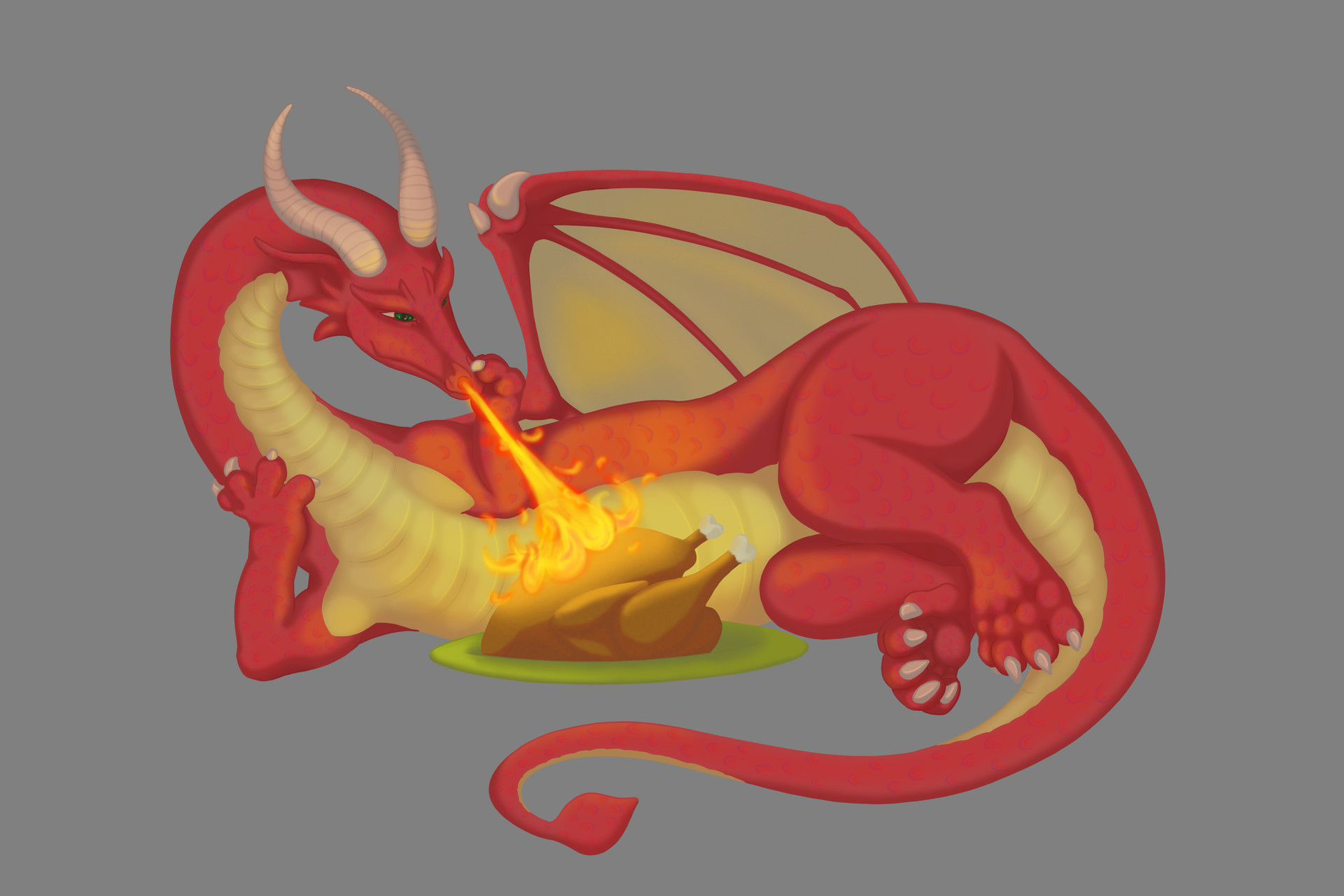 Kim Bartlett Cooking Dragons Series
