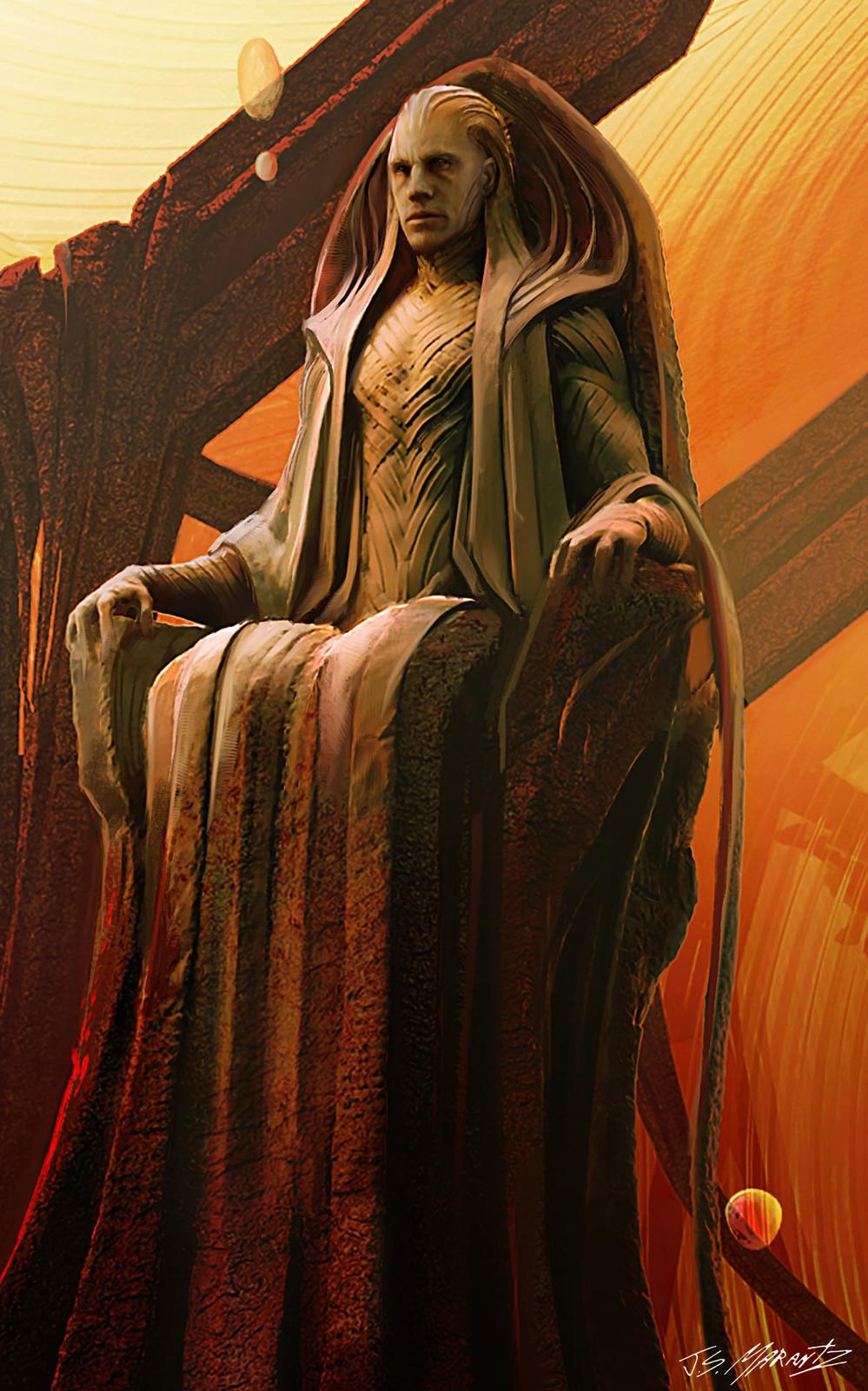 Guardians of the Galaxy vol2: Ego Concept Art