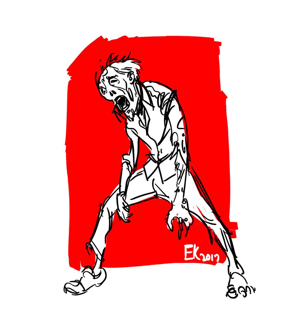 eric Kwon - loving the new photoshop default brush