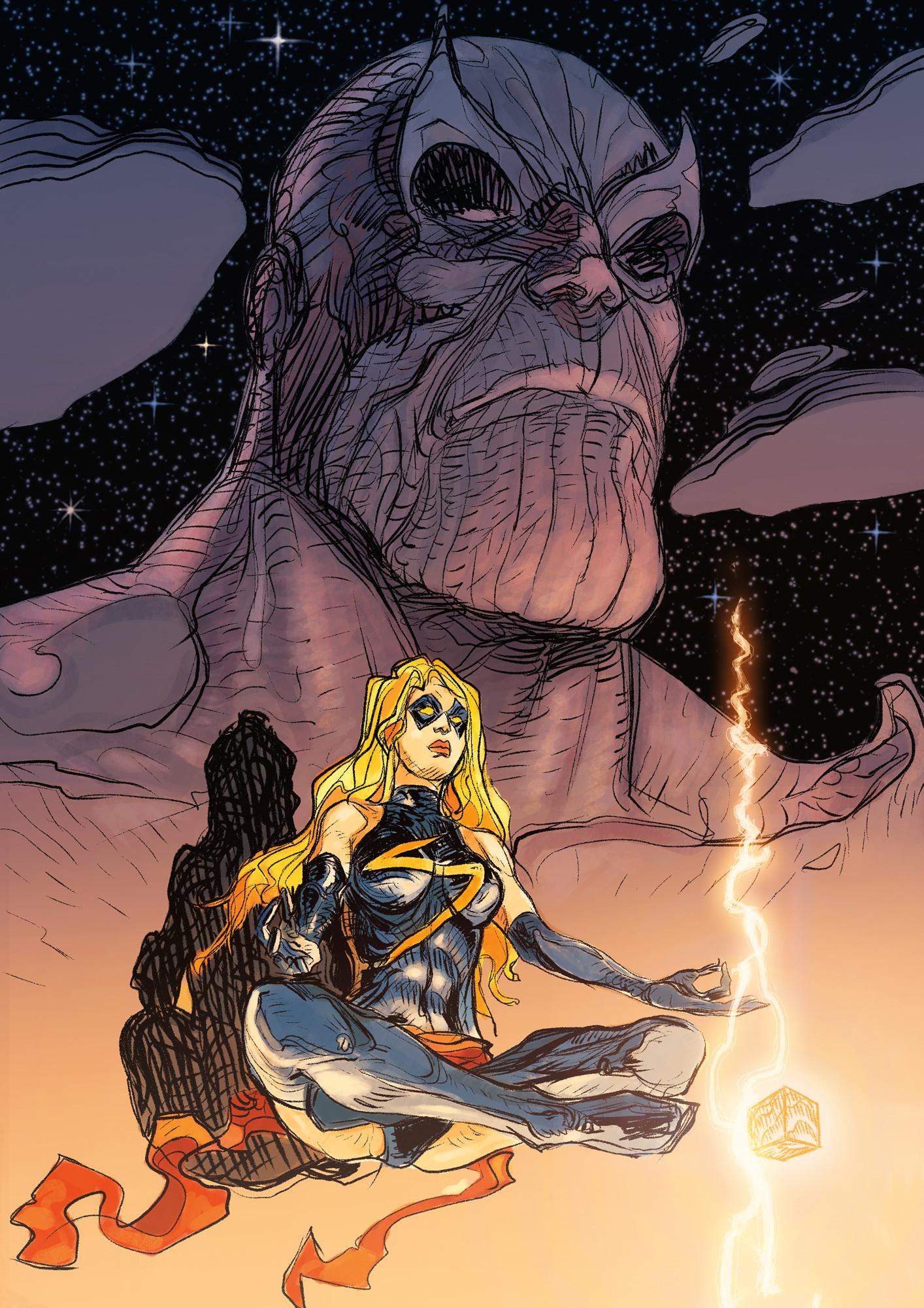 Thanos Meditation