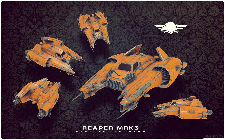 Todd harrison ri reaper mrk3 5v low