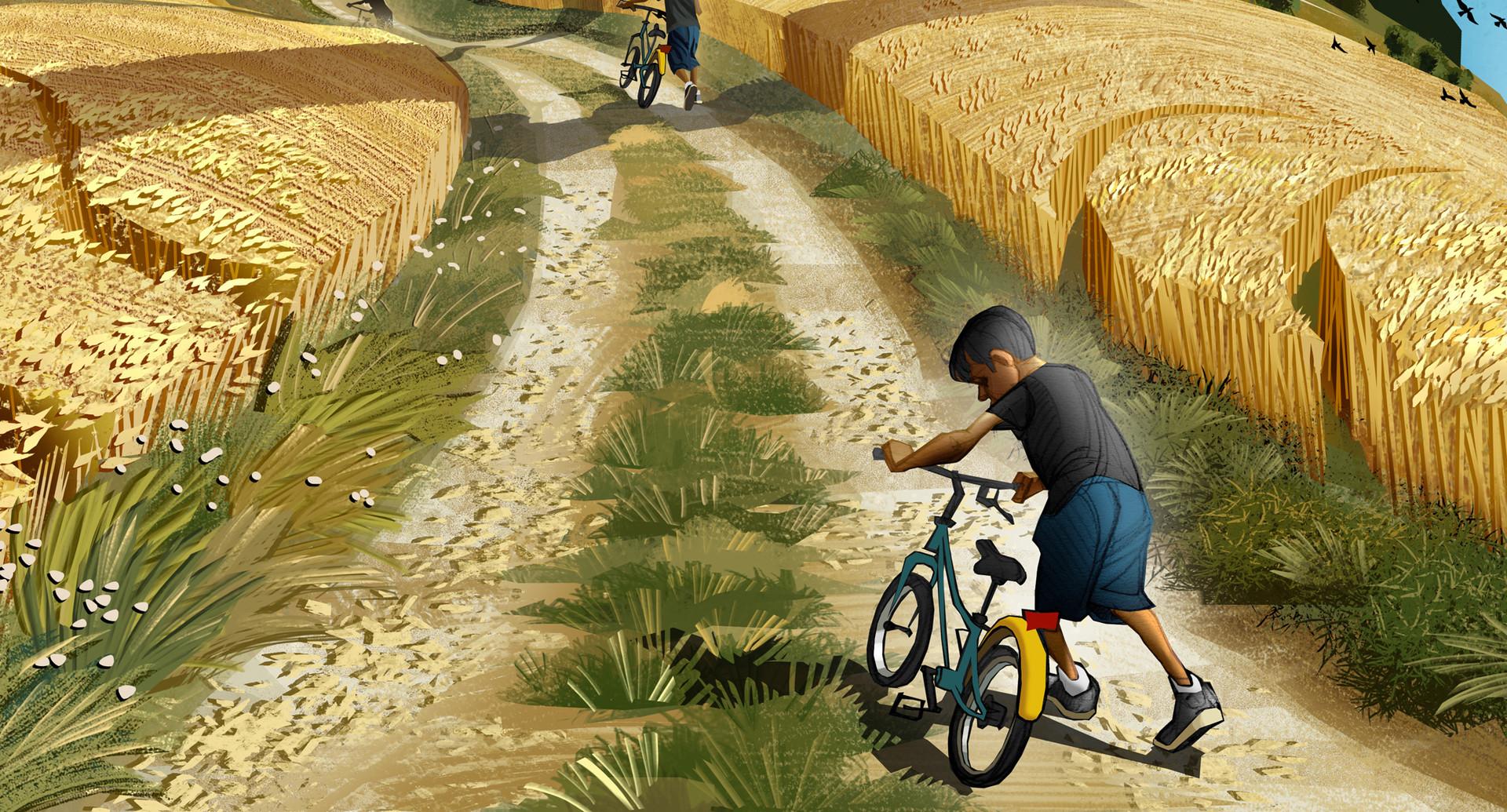 Harald ardeias summer fields detail 1