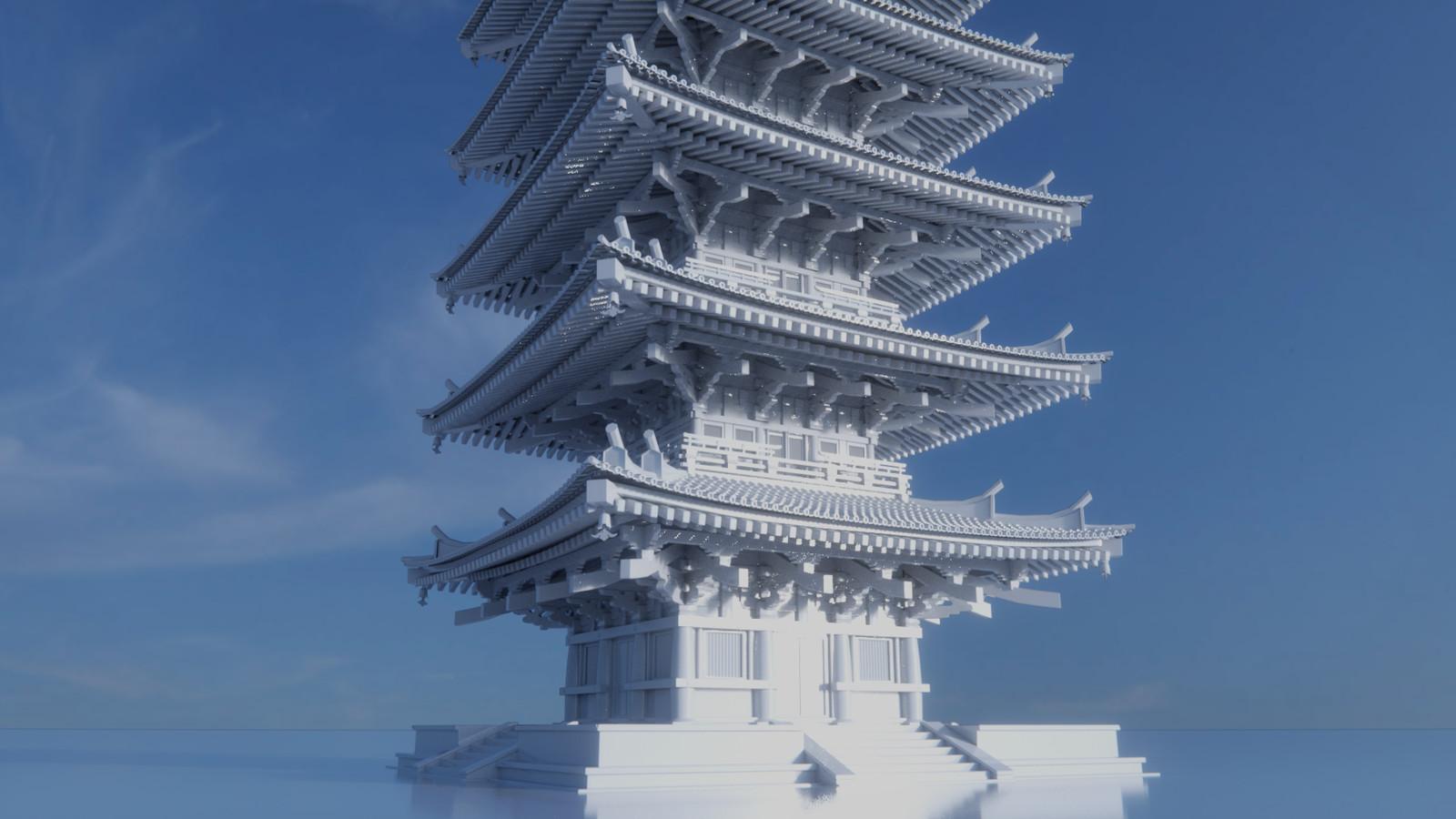 Toji - East Temple