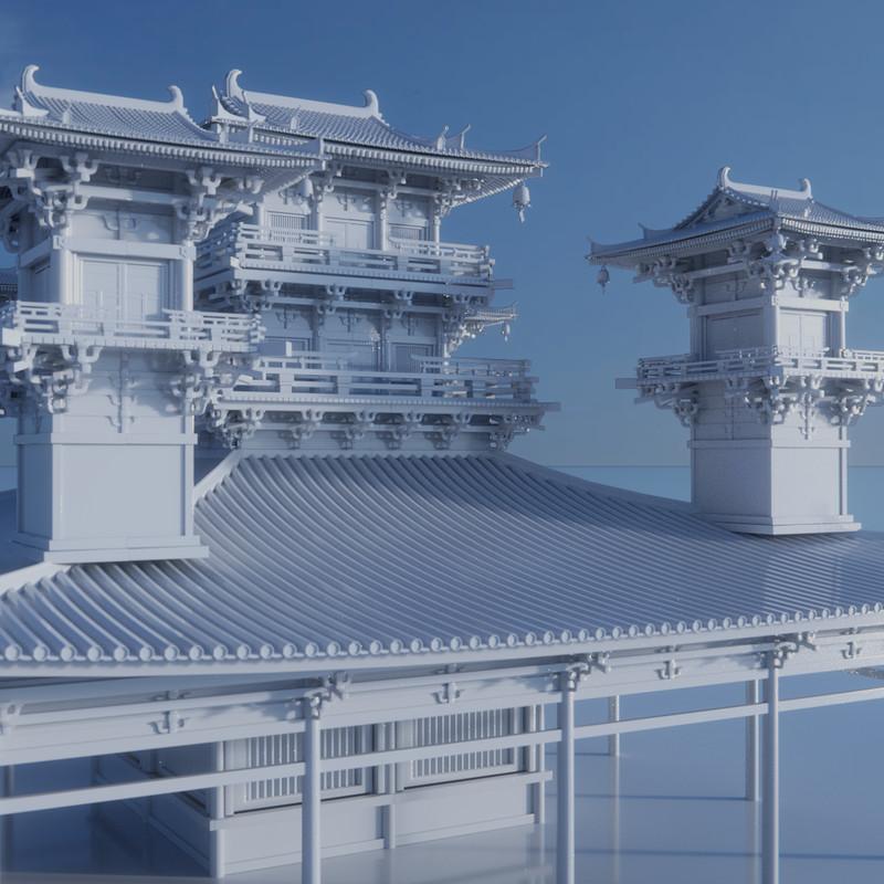 Heiankyo modeling - Batch 2