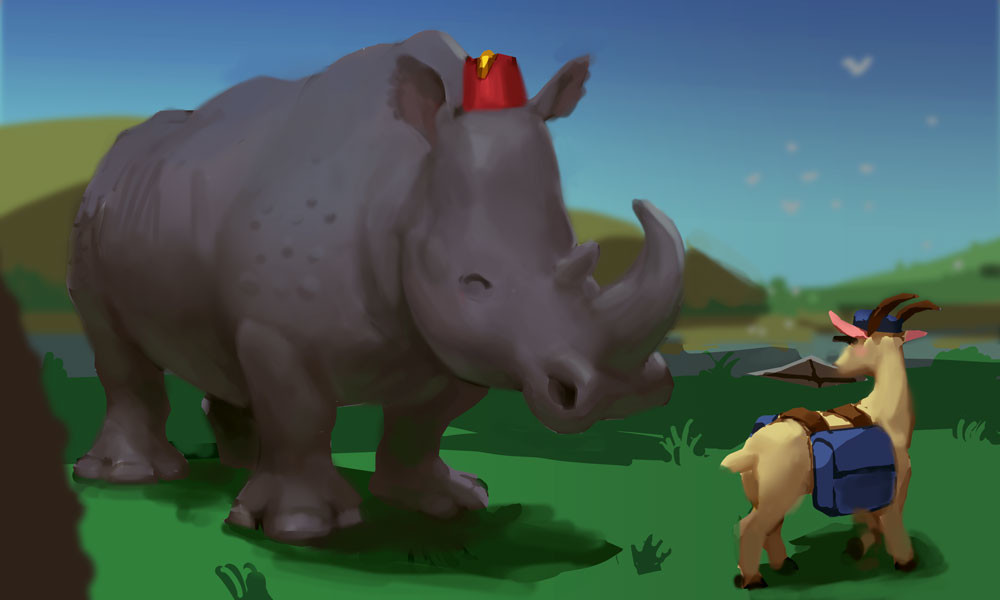 Devin platts rhino