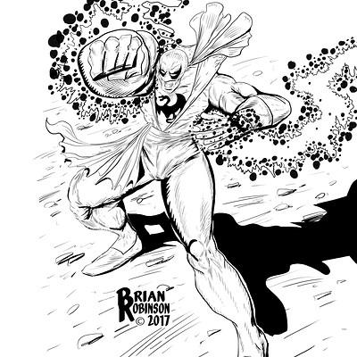 Brian robinson iron fist 4 17 2017