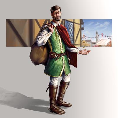 Denis aurelian mocanu merchant 4