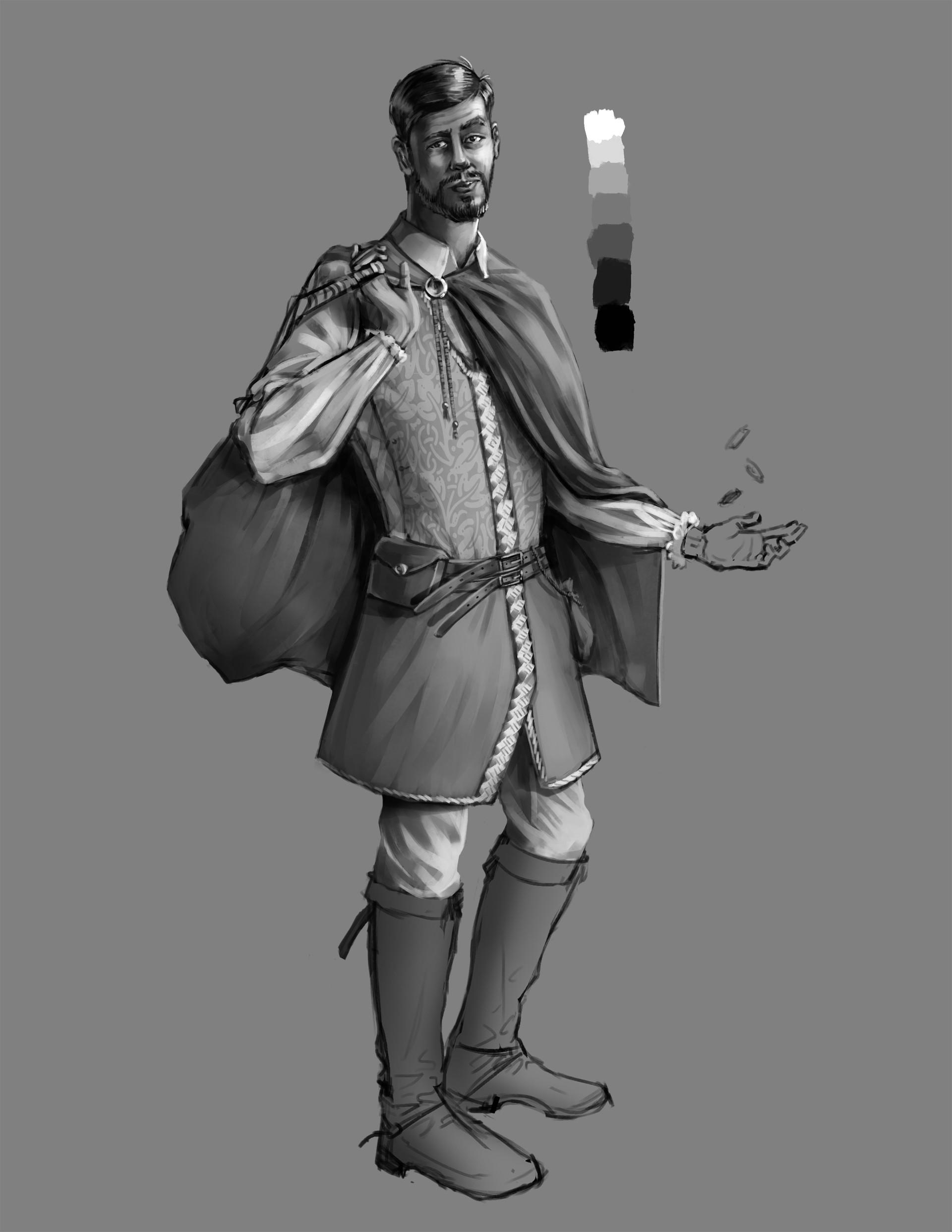 Denis aurelian mocanu merchant