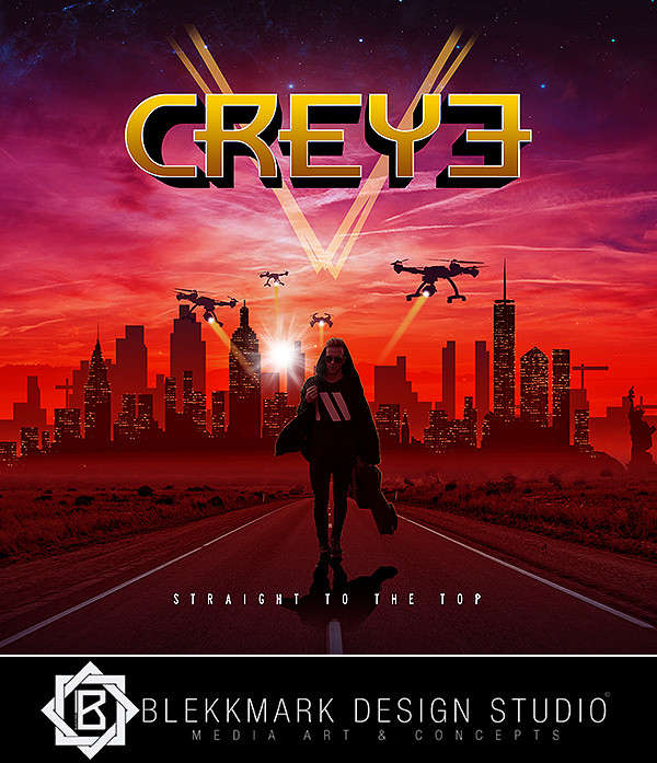 Creye - Straight to the Top