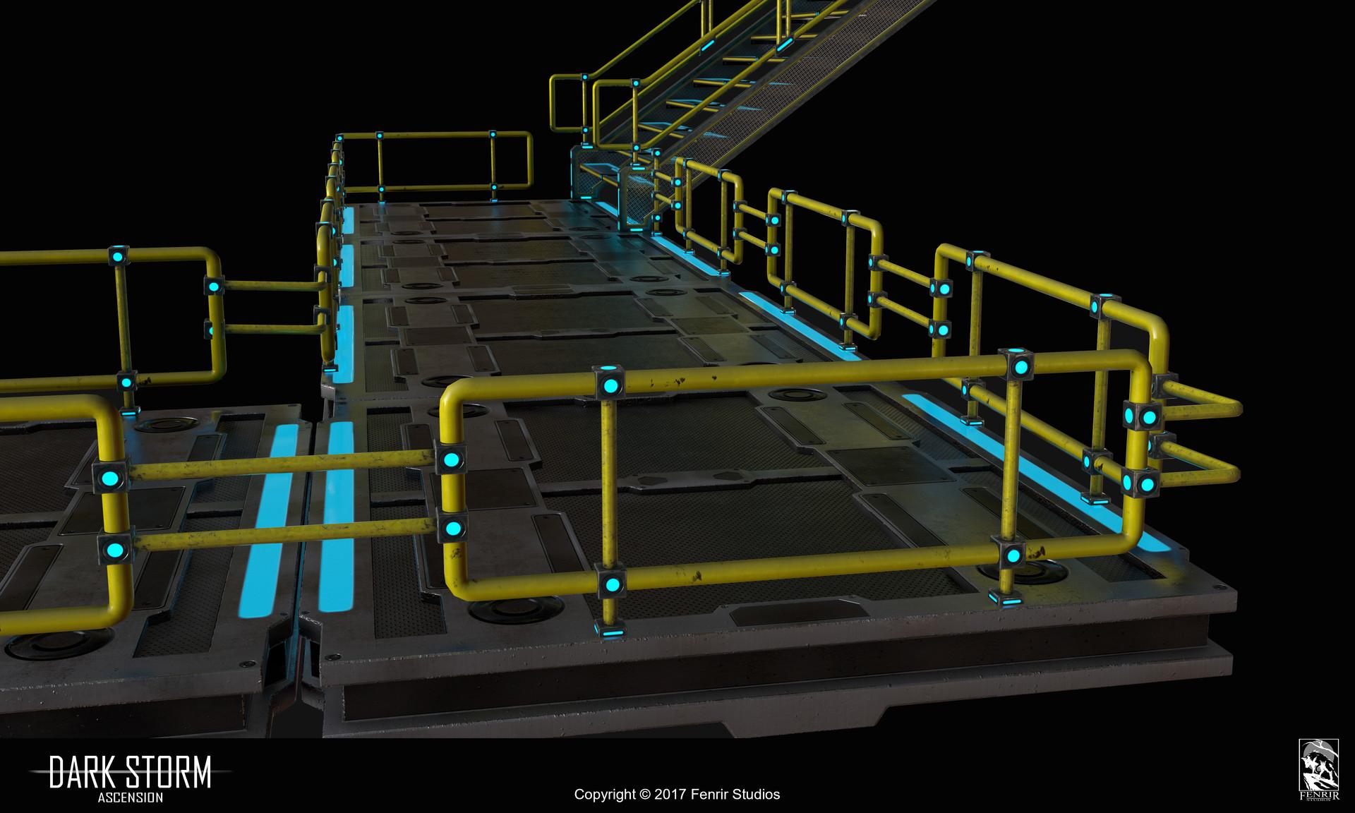 Nikolaos kaltsogiannis presentation stairs 2