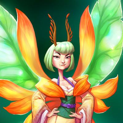 Olga andriyenko elvenar fairy female final