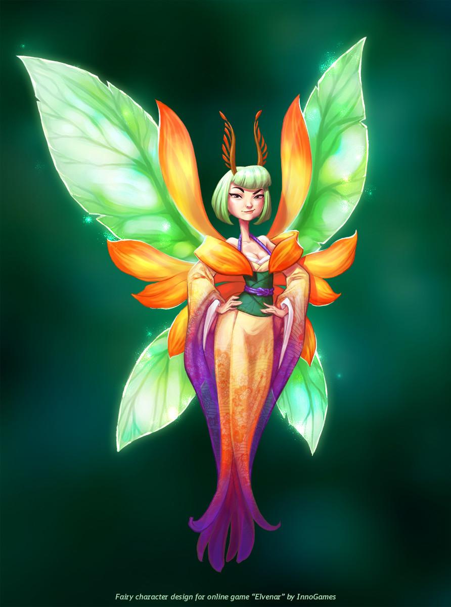 Elvenar Fairies