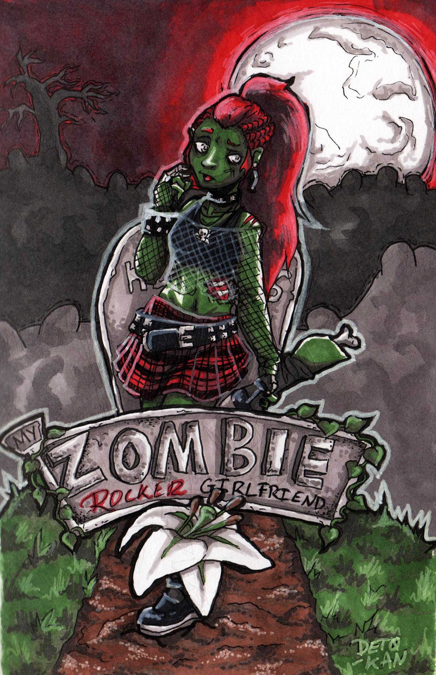 Detonya kan zombierockergirl