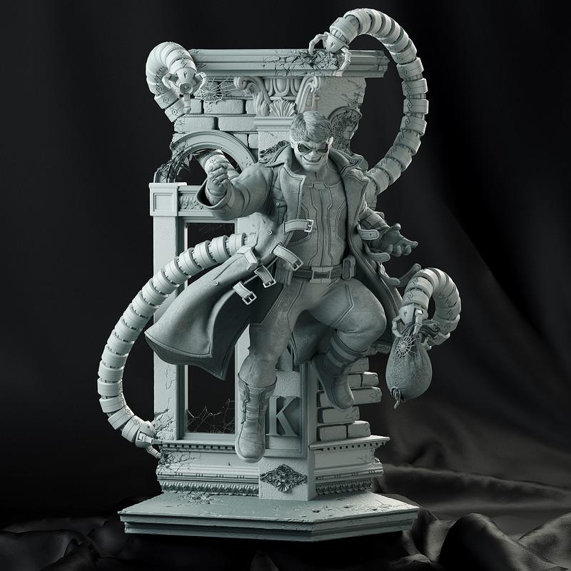XM Studios - Doctor Octopus