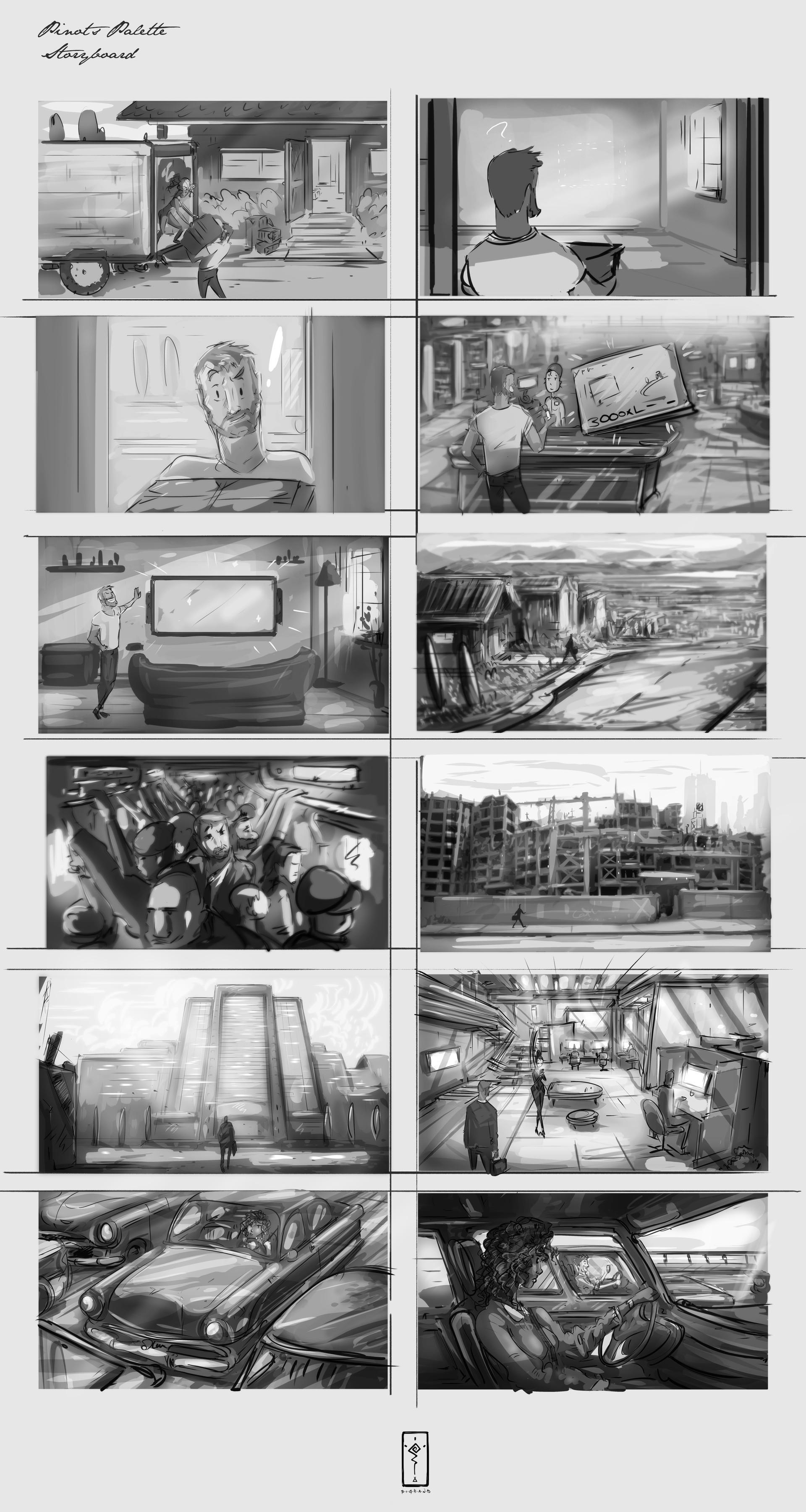 Christian benavides storyboard frames 11 21