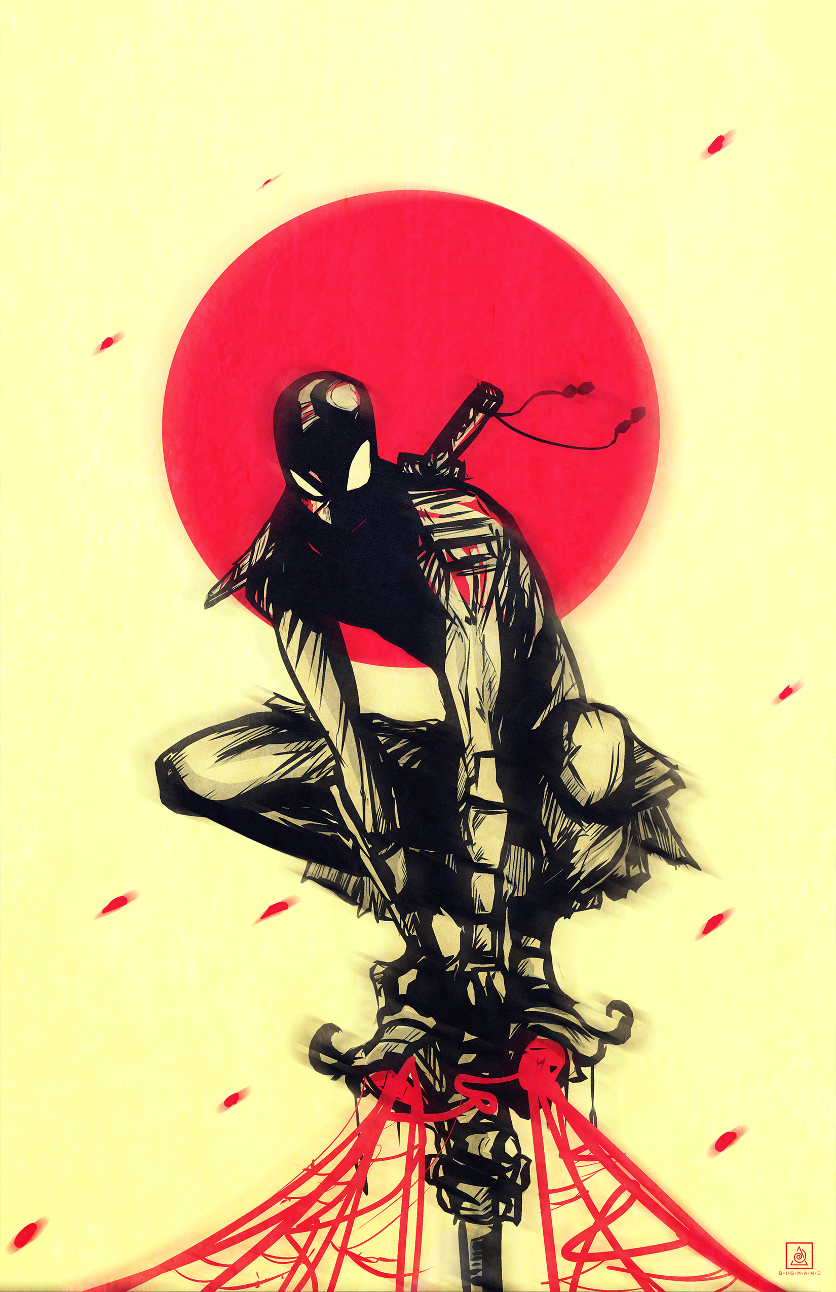 Christian benavides shinobi spider man