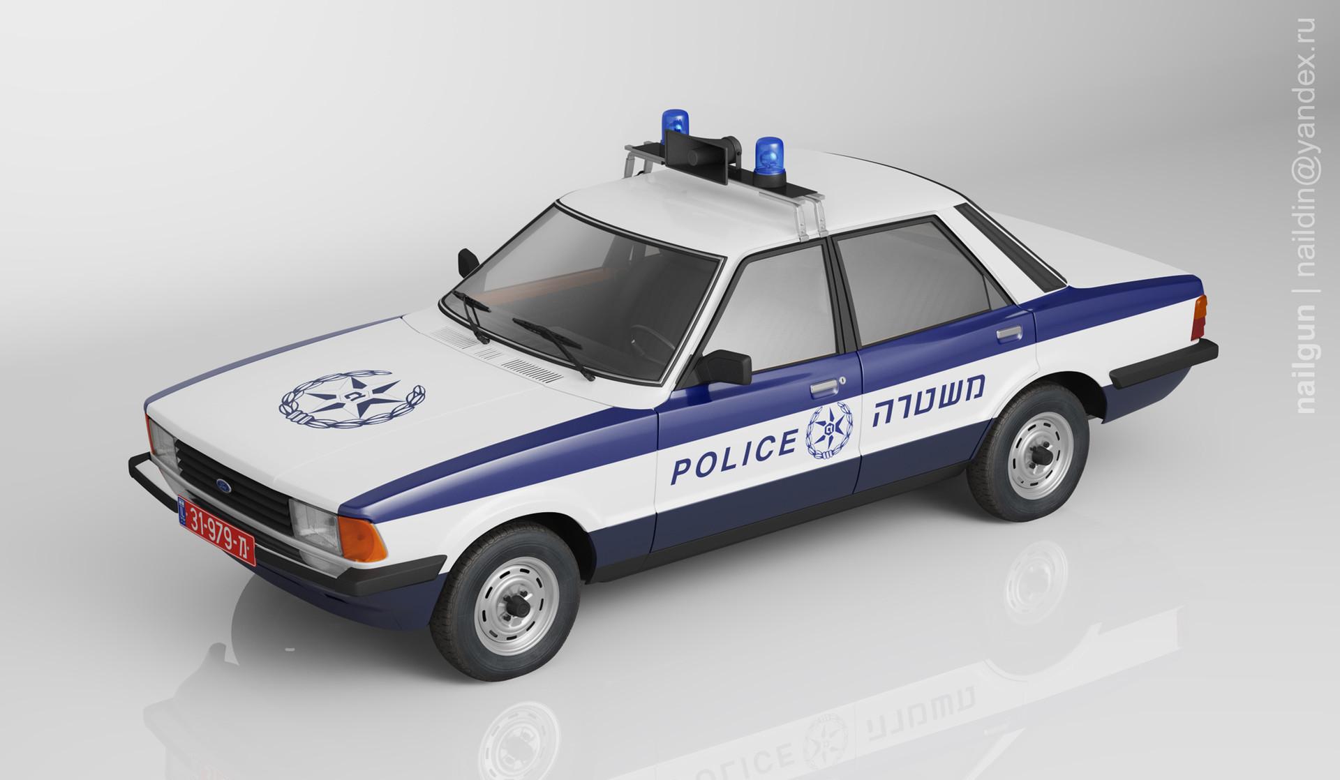 Nail khusnutdinov pwc 031 000 ford taunus miniature 0