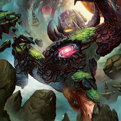 Chaos Chasm - Eeventide - Exodus Trading Card Games
