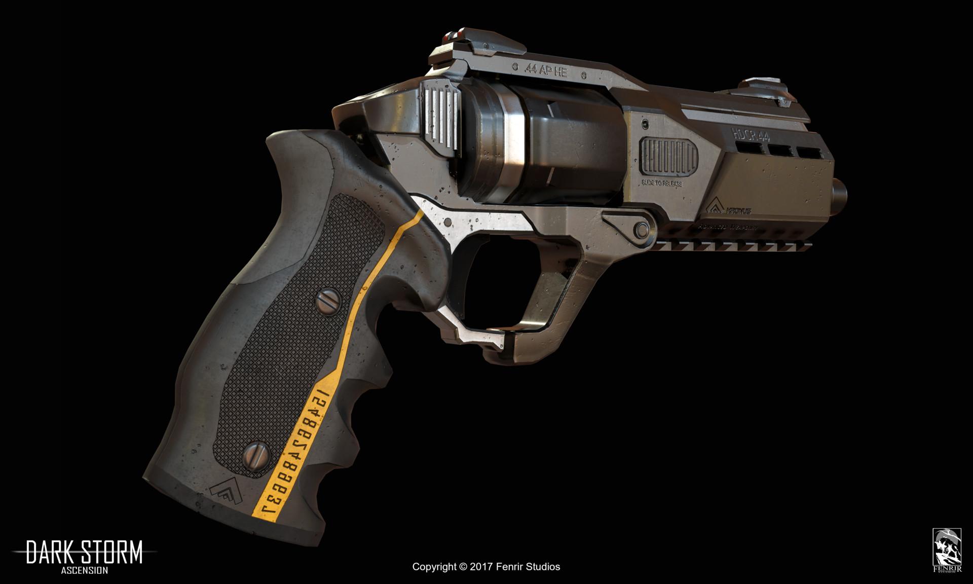 Nikolaos kaltsogiannis revolver presentation 03
