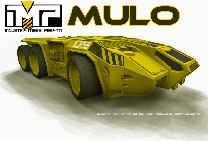 """Mulo"" tractor"