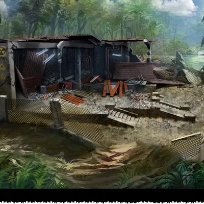 James mosingo radioactive shelter 01a