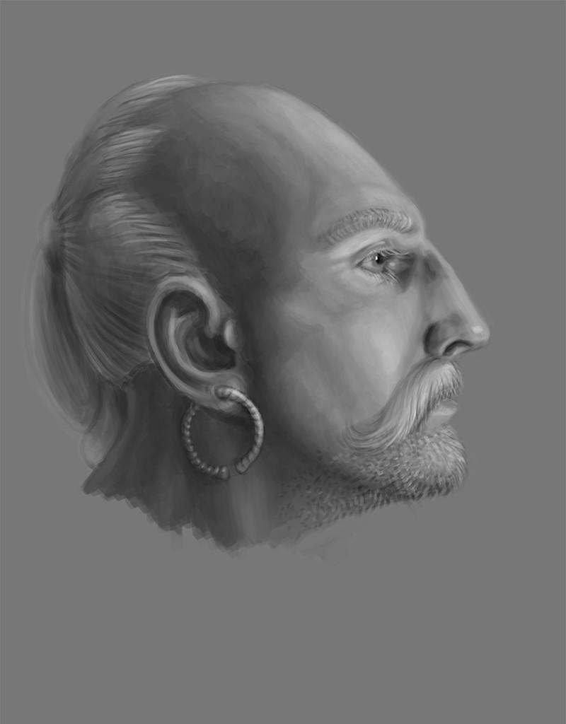Luka trkanjec face study3