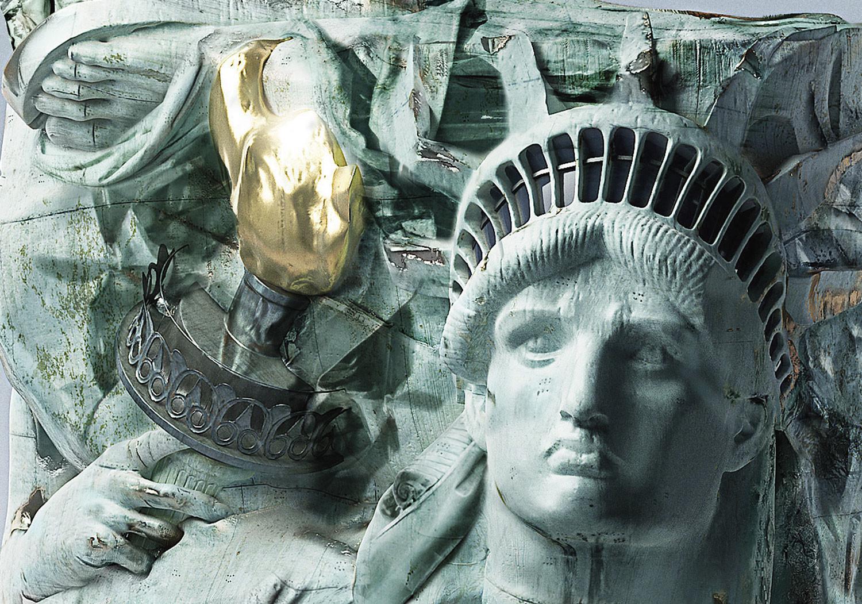 Luis ramos estatua da liberdade