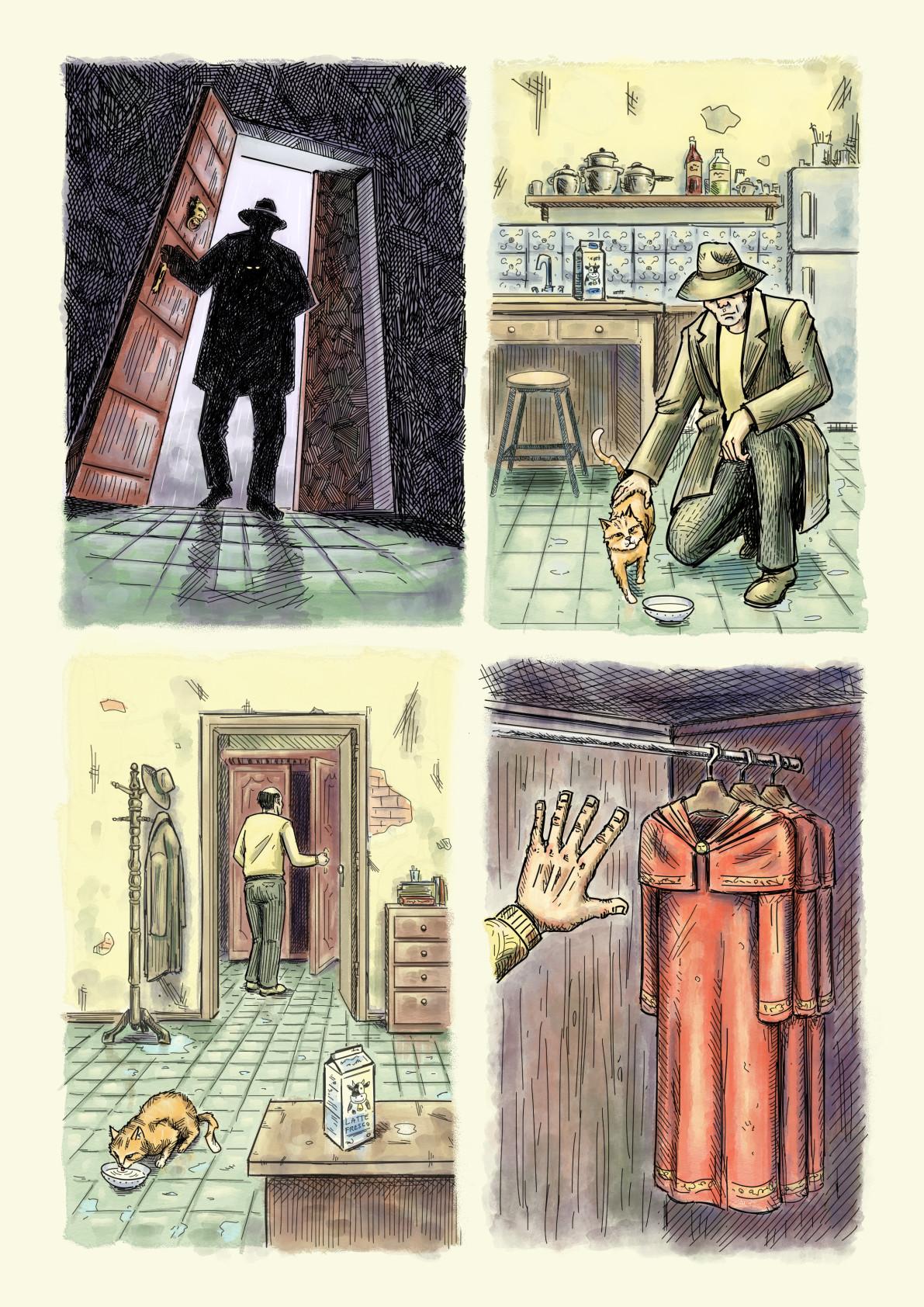 John ciarfuglia page 4 art