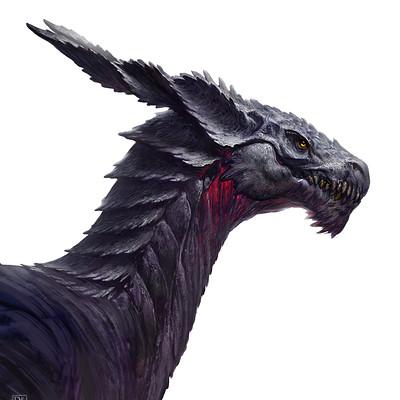 Antonio de luca dragon hex