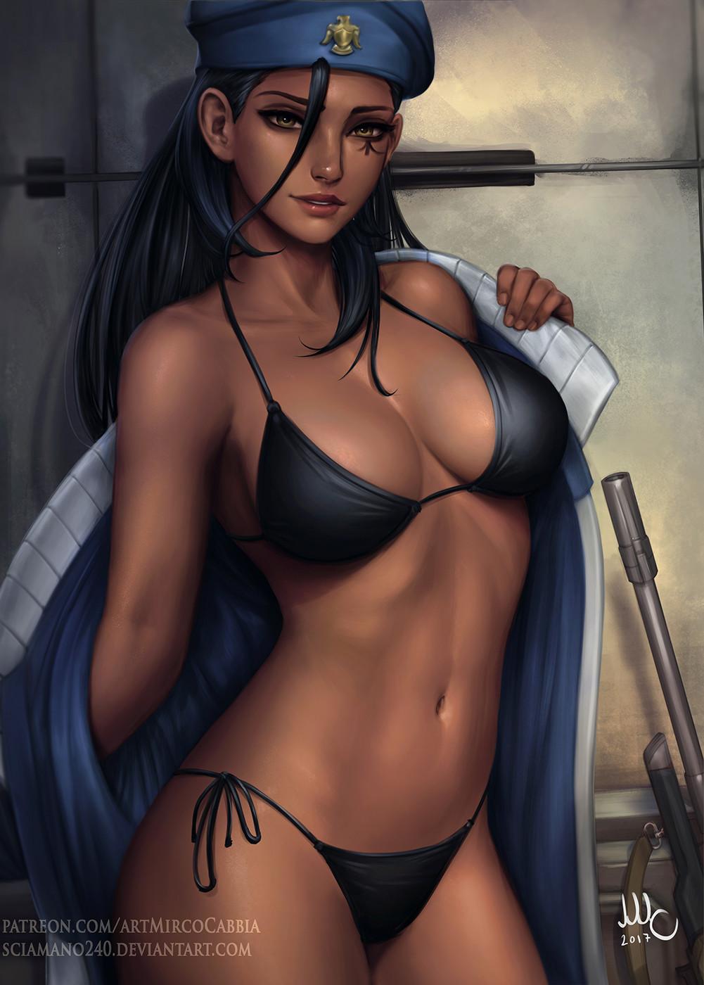 Mirco cabbia ana finale bikini no shadow 1 3
