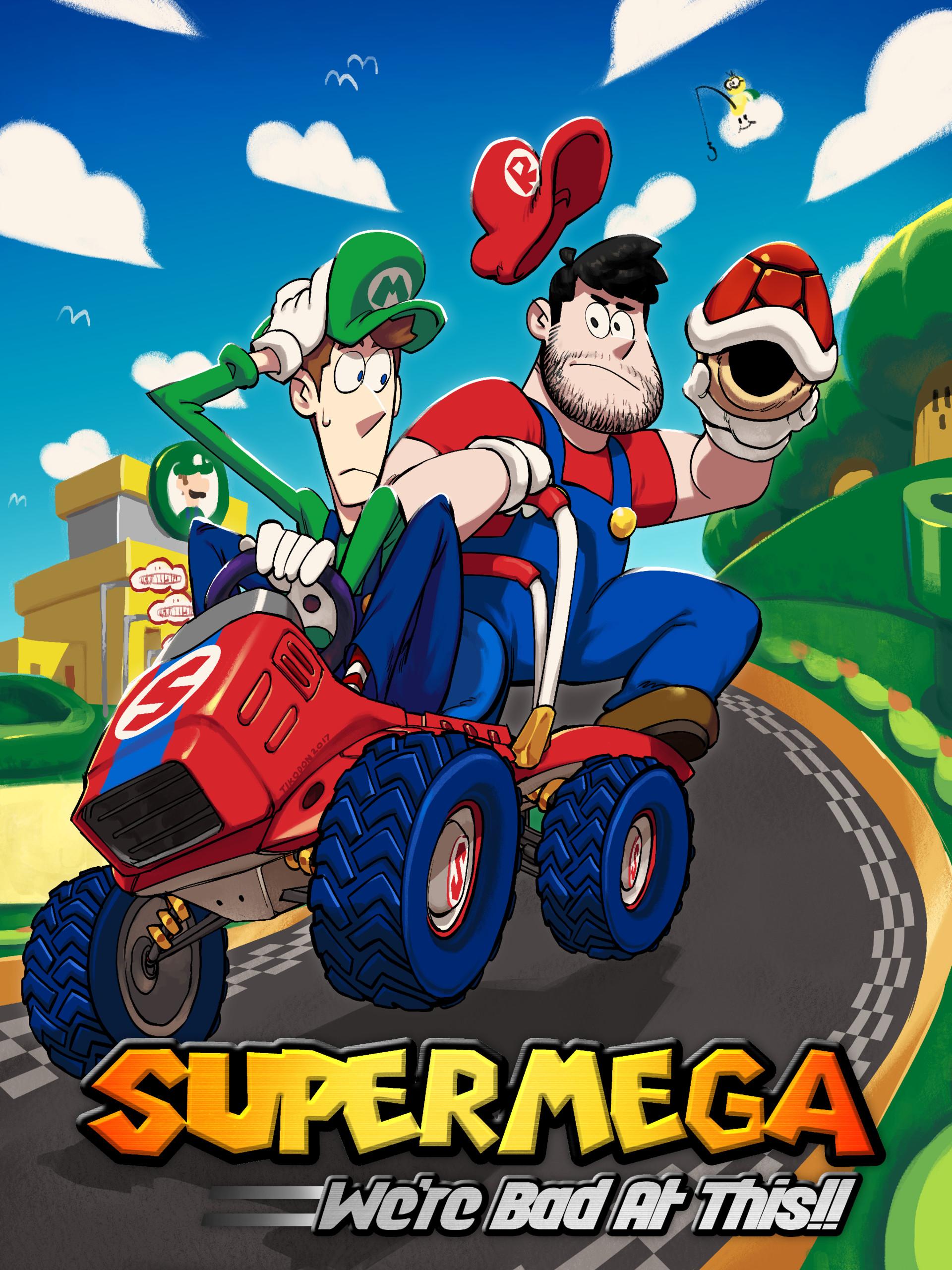 don l supermega poster not offical