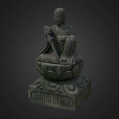Vlx kuzmin jizo bosatsu ksitigarbha